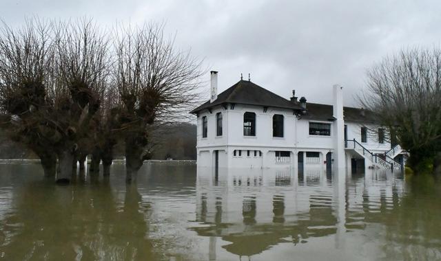 YCIF sous l'eau